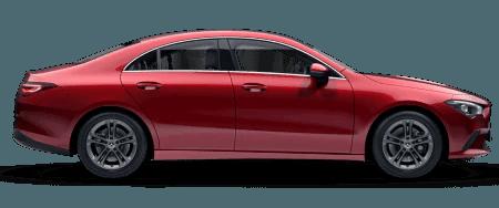 Mercedes CLA coupe 2