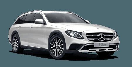 Mercedes E Allterrain 1