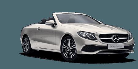 Mercedes E Cabrio 1