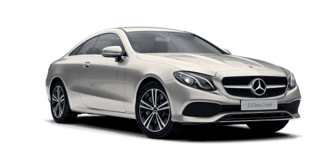 Mercedes E Coupe 1
