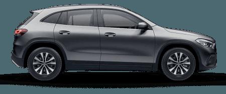 Mercedes GLA 2