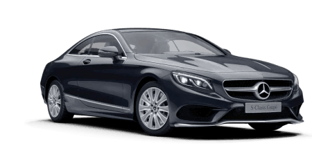 Mercedes S Coupe 1