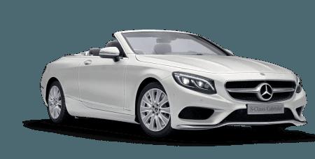 Mercedes S cabrio 1