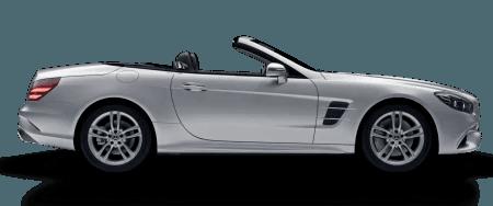 Mercedes SL Roadster 2